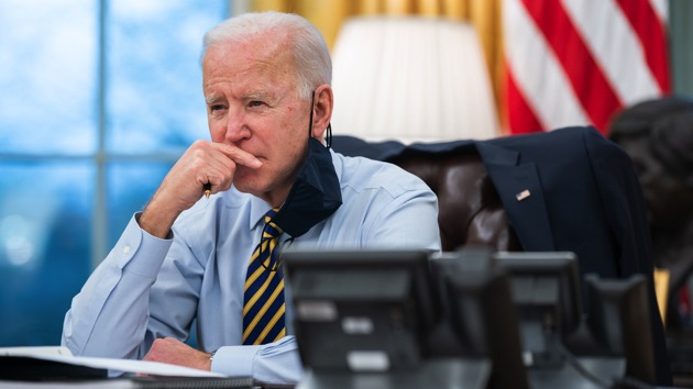 'We must act,' Biden says, after yet another mass shooting