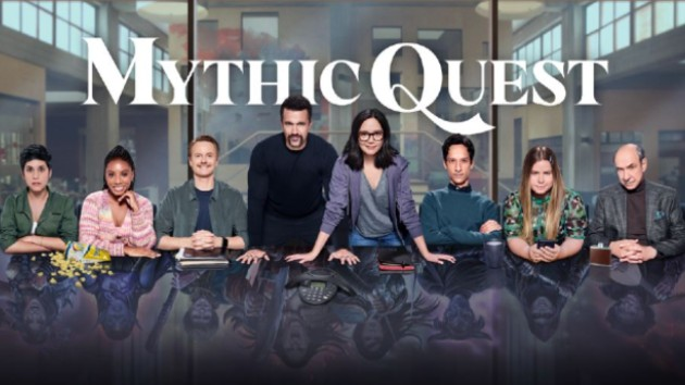 'Mythic Quest' puts the pandemic behind it with a new special episode,