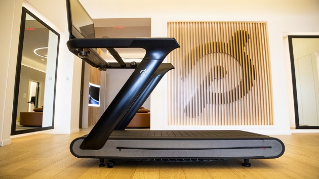 Consumer regulatory agency issues 'urgent warning' about Peloton treadmill