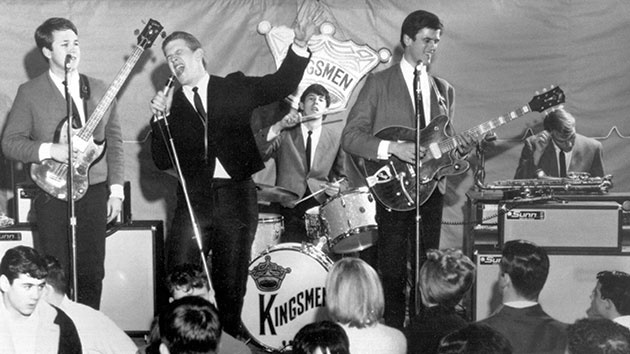"Founding Kingsmen guitarist Mike Mitchell, who played on ""Louie Louie,"" dead at 77"