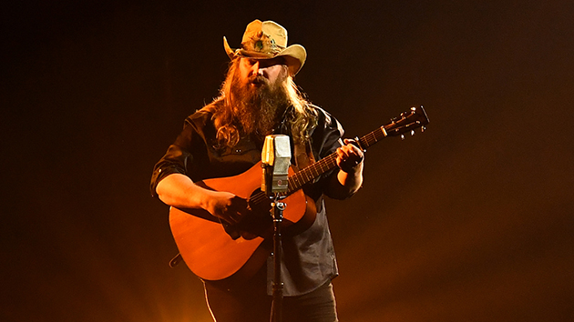 Chris Stapleton adds dates to All-American Road Show Tour