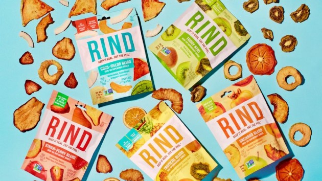Sustainable snacks that taste good and do good for the environment
