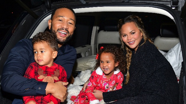 Chrissy Teigen opens up about her struggle with infertility