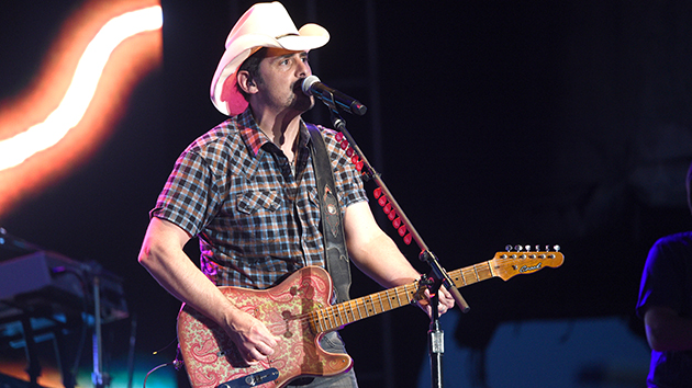 Brad Paisley to headline Nashville's 4th of July concert