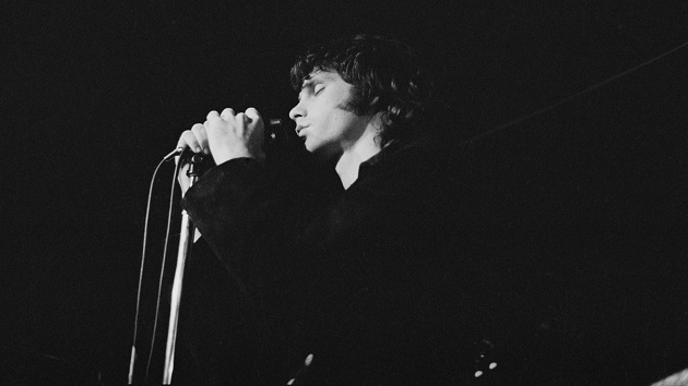 Limited-edition book featuring late Doors singer Jim Morrison's collected writings due out soon