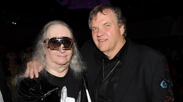 Meat Loaf & Bonnie Tyler songwriter Jim Steinman dead at age 73