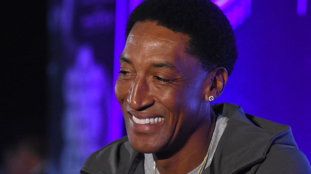 "Scottie Pippen announces death of eldest son, Antron: ""A kind heart and beautiful soul gone way too soon"""