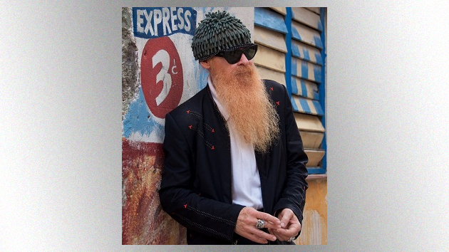 All-star concert saluting ZZ Top's Billy Gibbons to take place in May at Nashville's Grand Ole Opry House