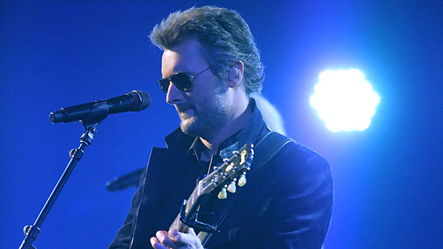 Eric Church part of all-star lineup for Billy Gibbons tribute concert