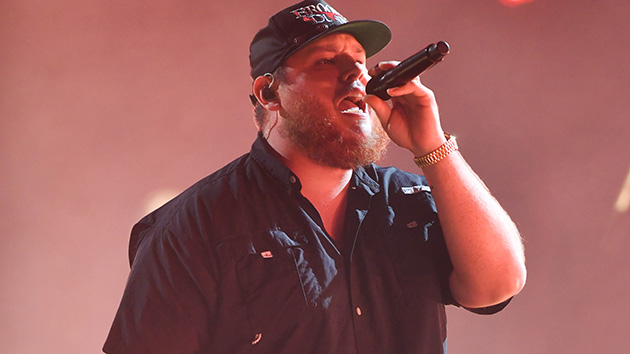 """Luke Combs looking ahead to new music: """"Album 3 here we come"""""""