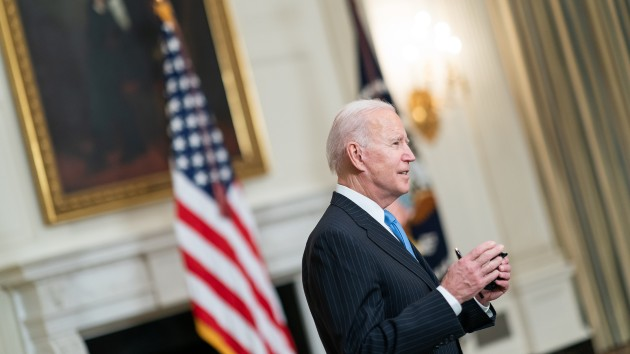 After pledging not to build up Trump's border wall, Biden's intentions remain unclear