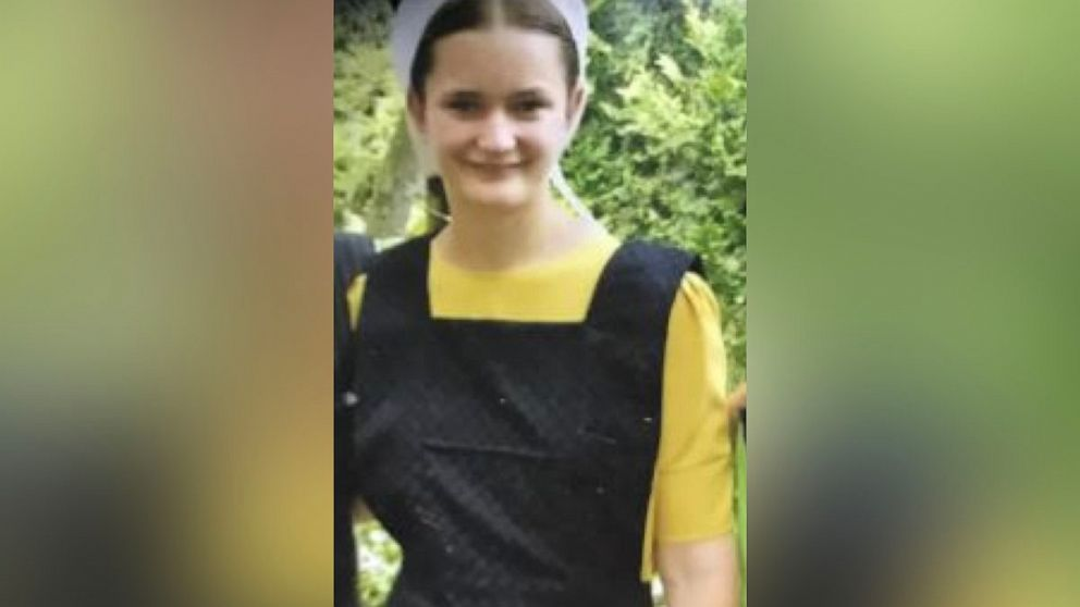 Human remains found in search for missing Amish teen, prosecutors say