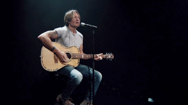 "Keith Urban shares an epic new video for his Breland and Nile Rodgers collab, ""Out the Cage"""