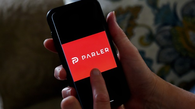 Returning to app stores, Parler may become gateway to more extreme sites, critics say