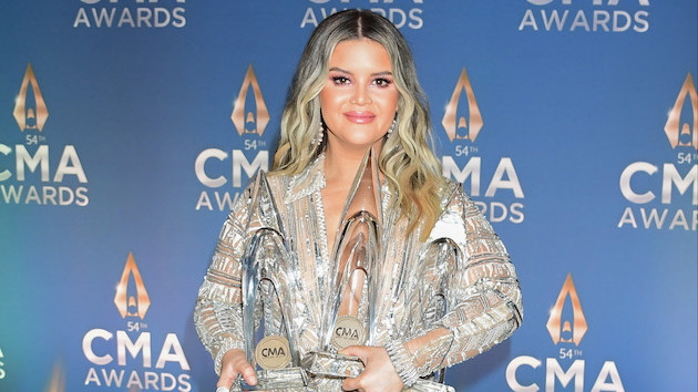 """Maren Morris won't drop cryptic music clues on Twitter: """"Y'all know I don't have the bandwidth for Easter eggs"""""""