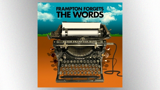 """Peter Frampton says each track on his new instrumental covers album """"is a tribute to the original artist"""""""