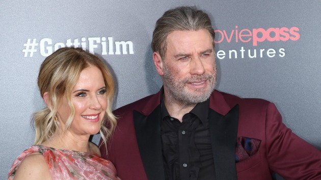 John Travolta opens up about his journey with grief after losing wife Kelly Preston
