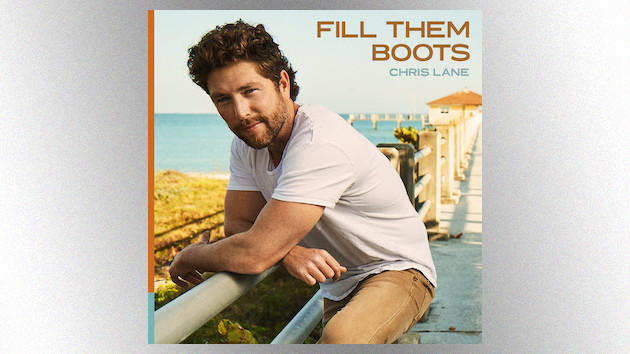 """""""Fill Them Boots"""": Chris Lane's next chapter kicks off with a big-hearted, swagger-filled single"""