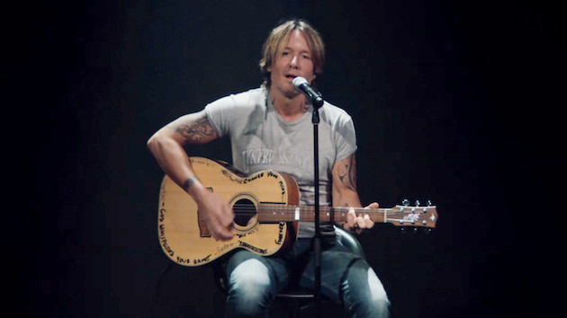 Keith Urban, Carrie Underwood see major streaming hikes after ACMs performances