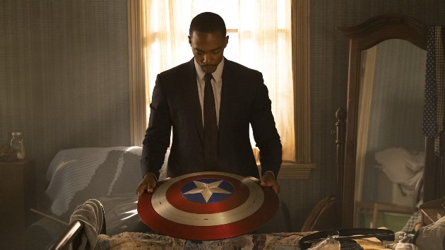 Fourth 'Captain America' film reportedly in the works with 'Falcon and the Winter Soldier' head writer Malcolm Spellman