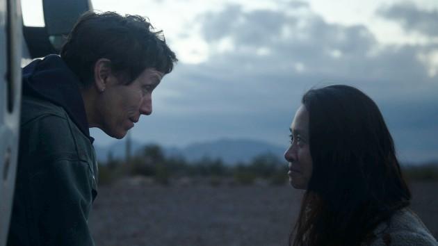 Oscars 2021 Best Picture spotlight: 'Nomadland'