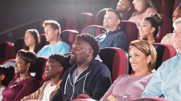 Study shows moviegoers prefer films with diverse casts, content