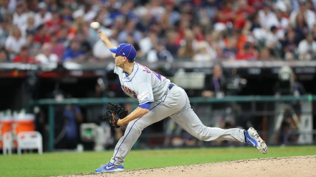 New York Mets' Jacob deGrom 'unbelievable' in another dominant outing
