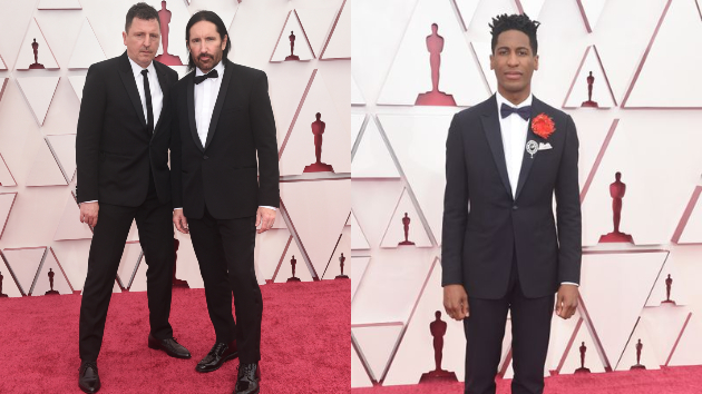 Oscars 2021: Trent Reznor, Atticus Ross & Jon Batiste win Best Original Score for 'Soul'