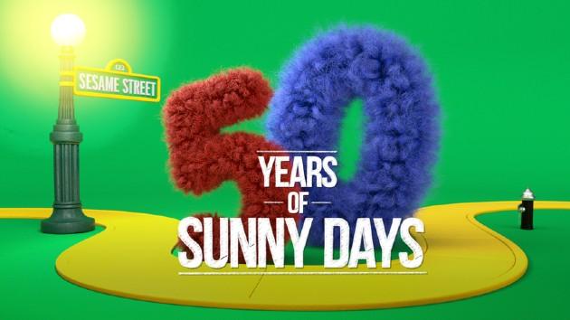 Stevie Wonder & Gloria Estefan celebrate 'Sesame Street' tonight on doc '50 Years of Sunny Days'