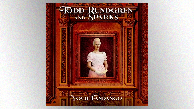 "Check out Todd Rundgren's eclectic new collaborative song with Sparks, ""Your Fandango"""