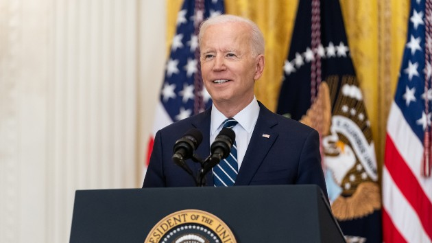 Biden's first 100 days: Promises kept, broken, or in progress