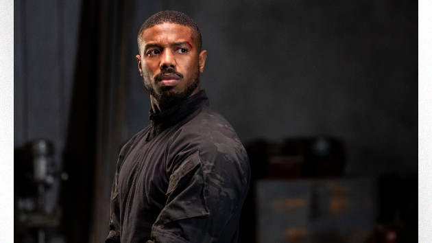 Michael B. Jordan says he's down to do 'Celebrity Family Feud'