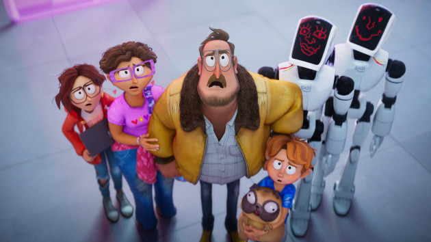 'The Mitchells vs. the Machines': Maya Rudolph, Abbi Jacobson & Beck Bennett discuss their connection to their animated characters