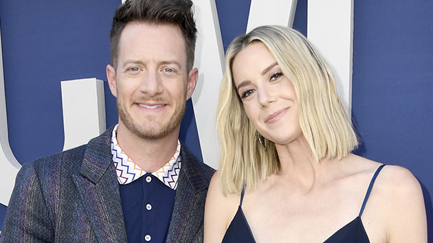 """Tyler Hubbard's wife Hayley says """"laughter"""" got them through 2020's challenges"""