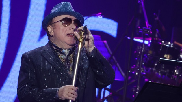 """Van Morrison on criticism for his anti-lockdown stance: """"Freedom of speech used to be OK. Why not now?"""""""