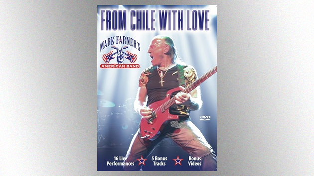 "Mark Farner says Chilean audience at concert captured for his new live DVD ""showed me the love"""