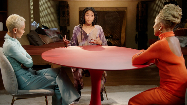 Willow Smith opens up about her polyamorous life on 'Red Table Talk'