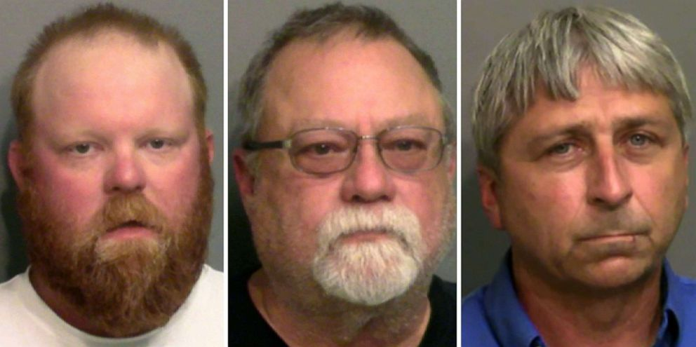 Federal grand jury charges 3 men with hate crime, attempted kidnapping in Ahmaud Arbery shooting