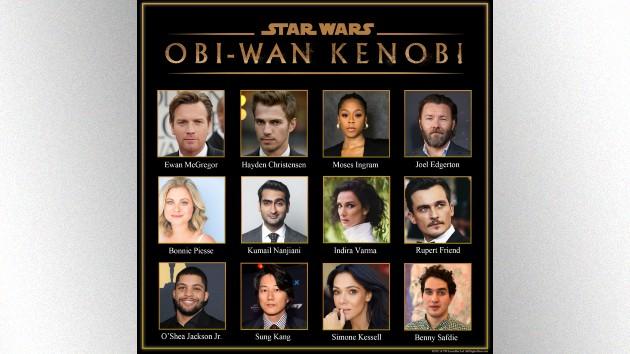 "A ""really excited"" Ewan McGregor drops juicy hints about the Disney+ 'Obi-Wan Kenobi' series"