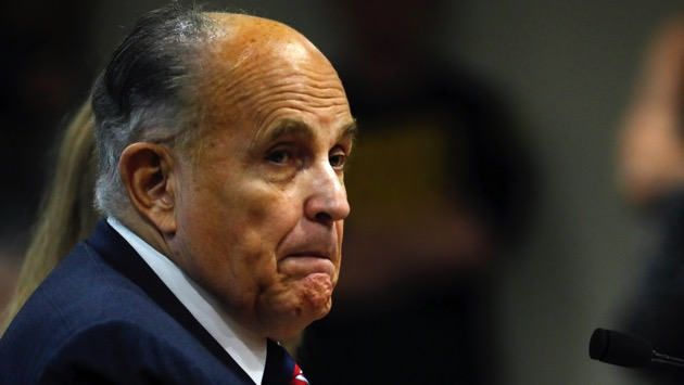 Rudy Giuliani's home, office searched by federal agents as part of lobbying probe