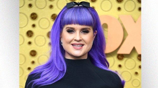 """Kelly Osbourne says a """"nervous breakdown"""" caused her to relapse"""