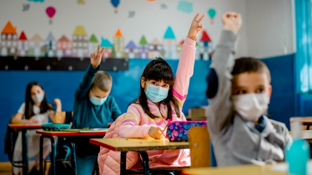 Why mask mandates for kids continue even as case numbers go down