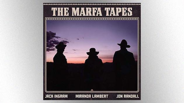 Miranda Lambert, Jack Ingram + Jon Randall give 'The Marfa Tapes' a visual element with full-length film