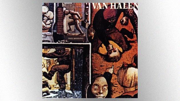 Van Halen's fourth album, 'Fair Warning,' was released 40 years ago today