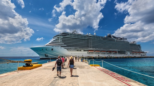 Cruises could resume in US by mid-July with vaccinations, CDC says
