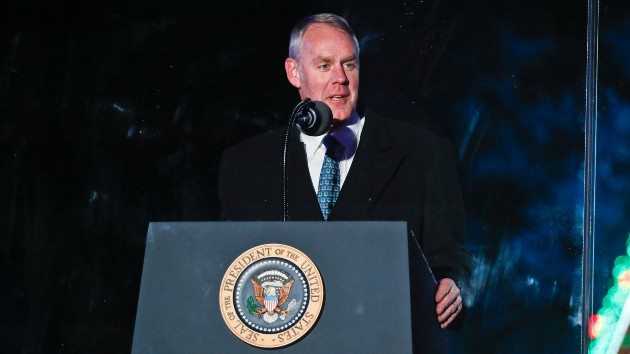 Former Trump official Ryan Zinke files paperwork for congressional seat in Montana