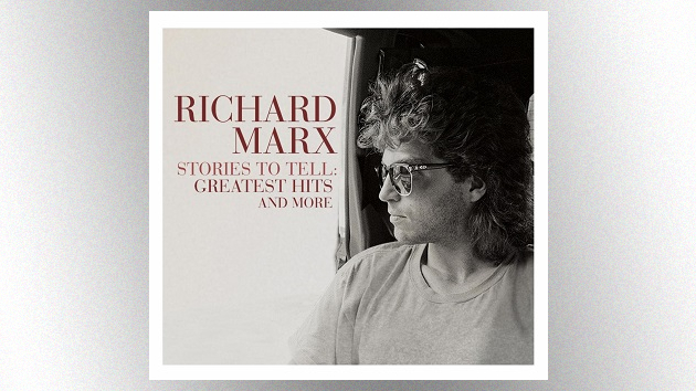 Richard Marx announces livestream concert, special two-disc edition of 'Stories to Tell'