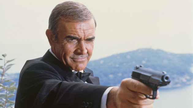 Hollywood auction: Sean Connery's last 007 pistol sells for $106K; Bruce Lee's nunchucks for $83K, and more