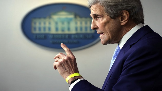 New climate envoy John Kerry sold off energy holdings to avoid conflict of interest, disclosures show