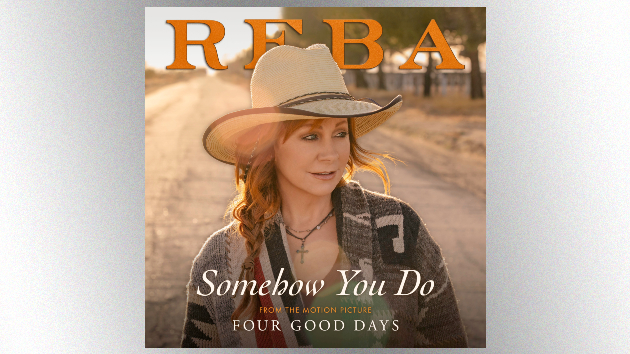 Reba's spending Four Good Days with Glenn Close and Mila Kunis